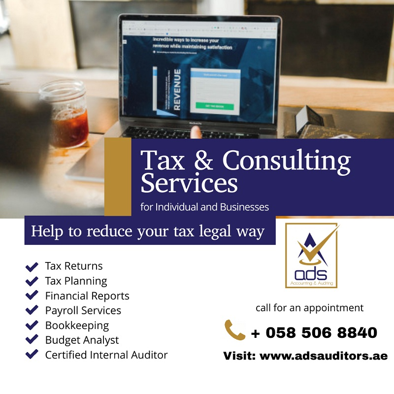 Tax Consultant in Dubai