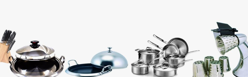 All Clad Pots and Pans